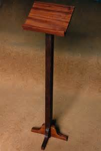 Candlestick Lamps by Reading Stand Recycled Mahogany Aidan Hart Amp Co