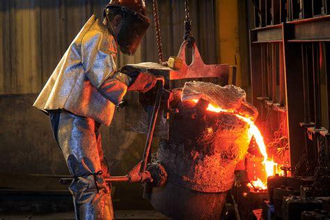 Iron Foundry Capabilities   Ductile Iron Castings   Gray ...