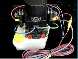 Wiring Bobs Jackplate Pump - The Hull Truth