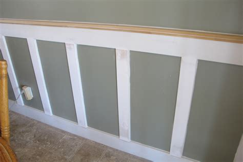Wainscoting Installation by Faux Wainscoting Concepts Homes By Ottoman