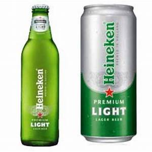 Heineken Premium Light Lager | BrewGene