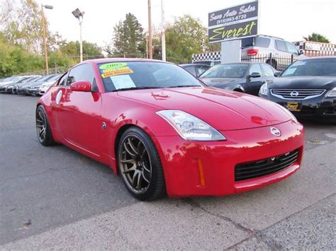 2005 Nissan 350z Touring 2dr Coupe In Sacramento Ca