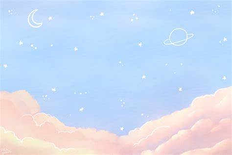 Cute pastel aesthetic backgrounds gif. (GIF) Pastel Sky by ryllcat21 | Pastel sky, Cute pastel ...