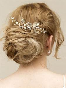 Rhinestone Bridal Barrette Hair Clip Wedding Hair By