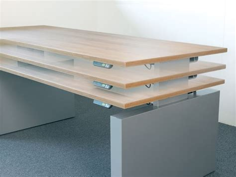 plan bureau de travail steelnovel mobilier de bureau design avec réglage du