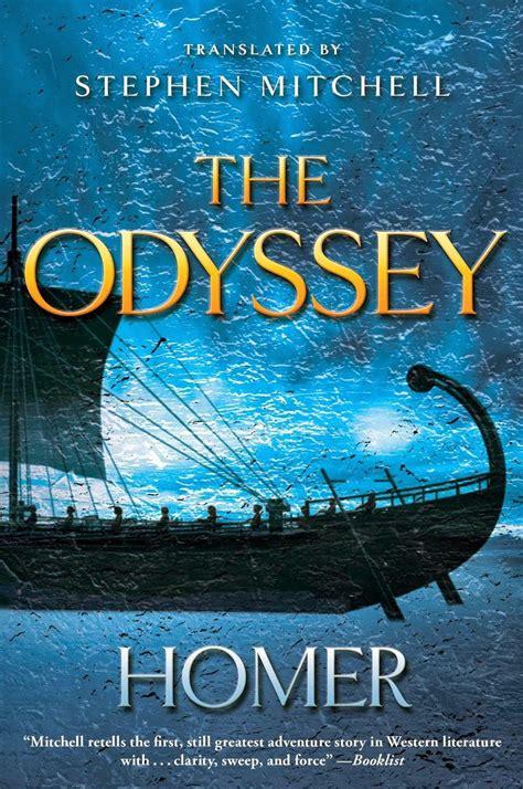 Babbling Books Homer's The Odyssey Polyphémus More