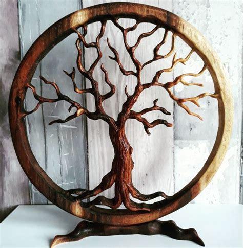 acacia wood tree  life  jimmys art wood carving