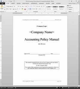 Hotel Accounting Procedures Manual