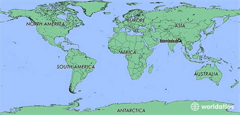 Where Is Bangladesh? / Where Is Bangladesh Located In The