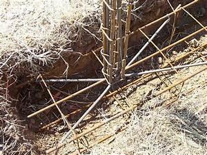 Ferraillage Fondation Mur De Cloture : fouilles du mur mitoyen avec r et b l 39 echo de nos ~ Dailycaller-alerts.com Idées de Décoration