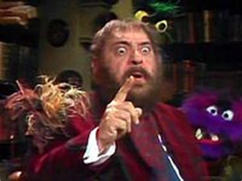 muppet central guides  muppet show  mostel