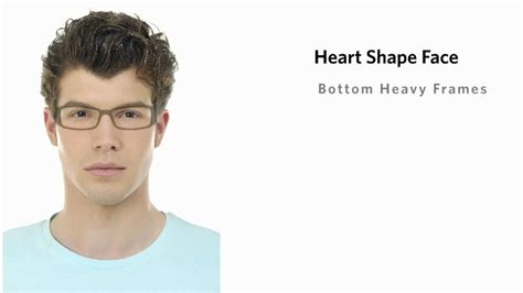 haircuts  heart shaped faces male hair