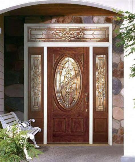 front door with glass door design home door ideas