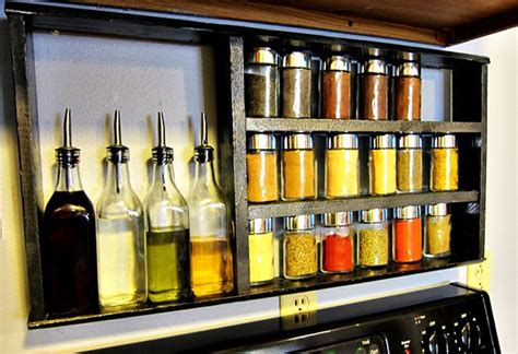 Cool Spice Rack Ideas by 19 Cool Pallet Projects Diy Ready