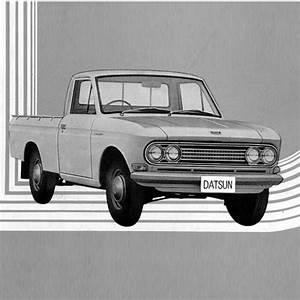 Datsun 520 - Service Manual - Wiring Diagrams