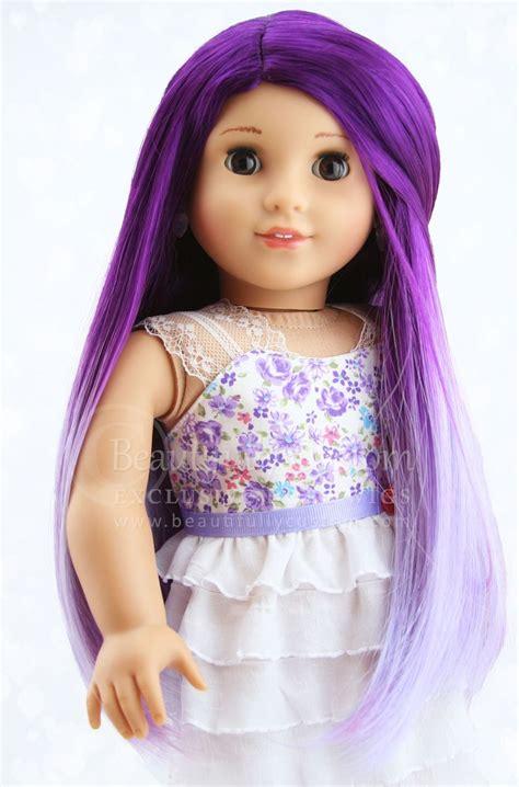 ideas  ag doll hairstyles  pinterest doll
