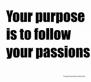 FINDING YOUR PASSION Quotes Like Success