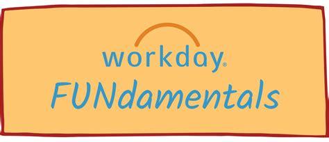 Workday FUNdamentals - IMAGINE