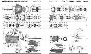 4r70w Schematic  4r70w  Free Engine Image For User Manual Download