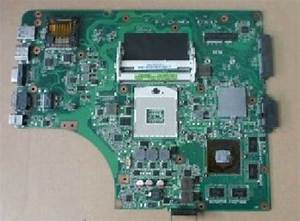 K53sd Connect Board Connect With Motherboard Intergarated