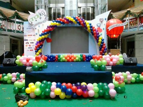 jasa balon dekorasi murah dekor balon dekorasi ultah