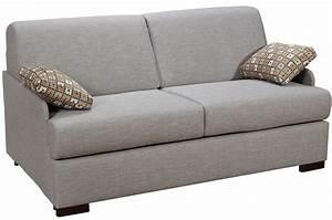 petit canape lit brandon canap rapido tissu pas cher With canapé lit petit prix