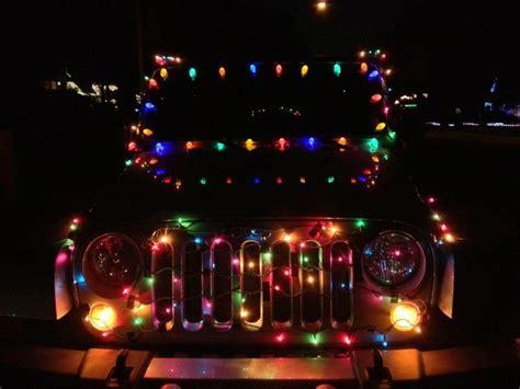 jeep christmas parade jeep wrangler jeep wrangler pinterest volkswagen