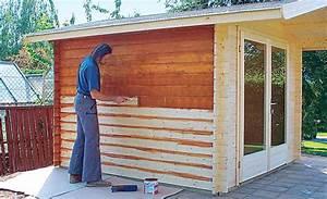 Holzhaus Selber Bauen Anleitung : gartenhaus aufbauen gartenhaus ~ Michelbontemps.com Haus und Dekorationen