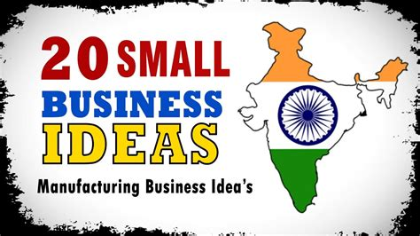 20 Best Small Business Ideas In India To Start Business