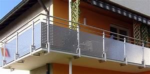 handlauf fr balkon aus holz die neueste innovation der With garten planen mit lochbleche aluminium für balkone