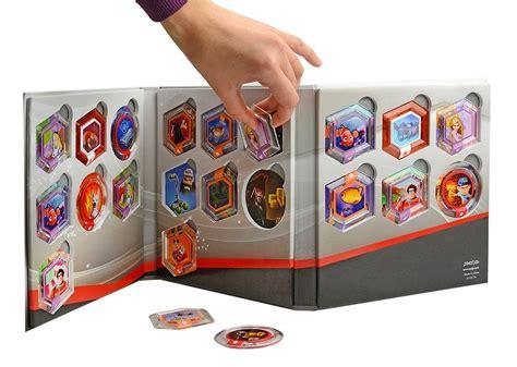 infinity disney power album disk wii nintendo 3ds xbox ps3 disc holds series disks amazon slot