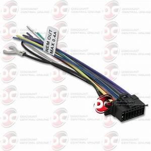 Wire Diagram For Sony Xplod