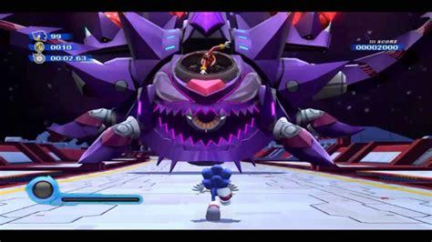 sonic  hedgehog final boss theme compilation