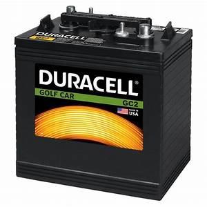 Duracell U00ae Golf Car    Solar Battery 6