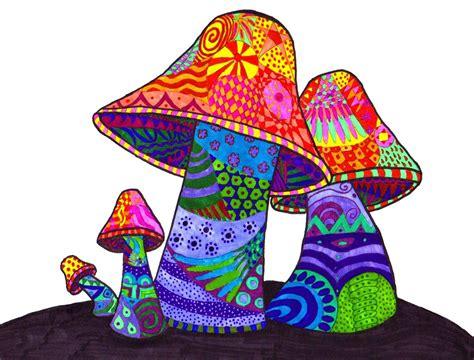 mushrooms  suzukicat  deviantart