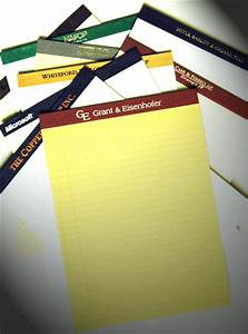 legal pad pricing yellow legal pad pricing professional With custom letter pads