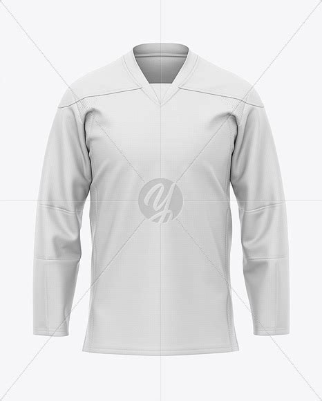 Including multiple different angles and views with clean empty space to add your own design on top of the free mockup. Download Mens Lace Neck Hockey Jersey Mockup Front View ...
