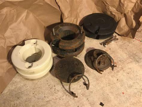 garden tractor wheel weights cast iron wheel weights garden tractor forum gttalk