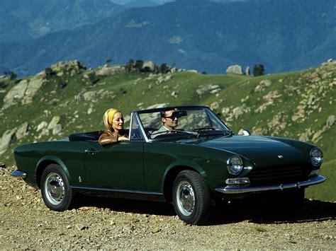 Fiat 124 Sport Spider by Fiat 124 Sport Spider 1966 1967 1968 1969 Autoevolution