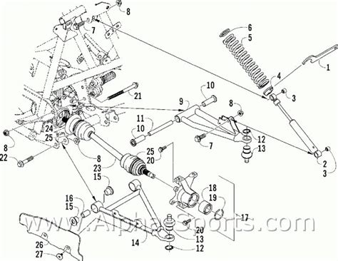 Suzuki King Quad Parts Diagram Automotive