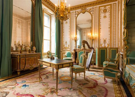 chambre antoinette antoinette s chambers palace of versailles