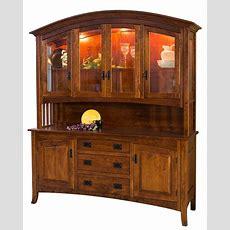 Cambria Hutch & Buffet  Amish Furniture Store  Mankato, Mn