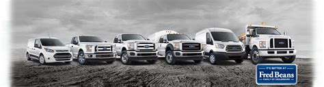 fred beans family  dealerships  doylestown pa