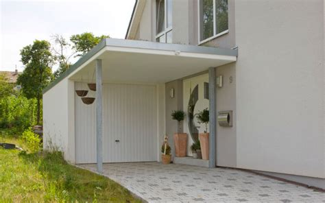 Der Carport Flexibel Bei Standort Und Design by Beton Carports Beton Kemmler