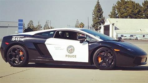 Police Supercars Easily Drop Jaws Around The Globe