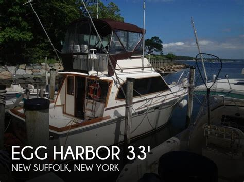 Egg Harbor Boats For Sale Ny by For Sale Used 1982 Egg Harbor 36 In Stony Brook New York