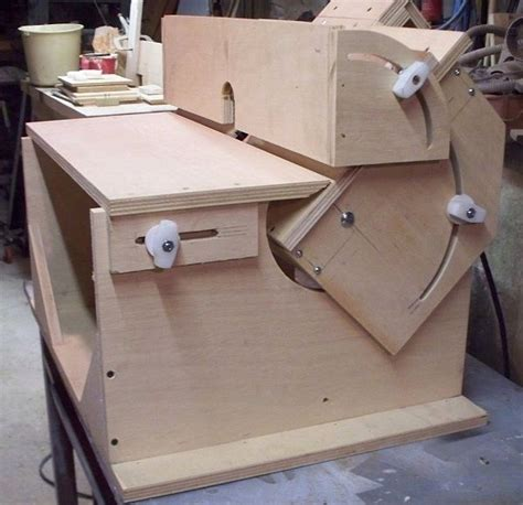 Vertical  Horizontal Router Table Build Woodworking