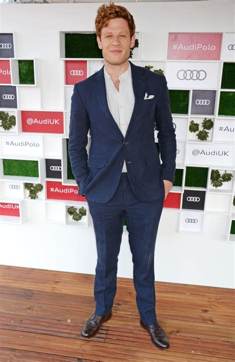 James Norton | Celebrities at the Audi Polo Challenge 2018 ...