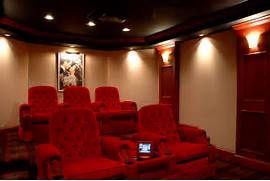 Home Theater Designs by Best Contemporary Home Theater Interior Quality Home Theater Interior Design