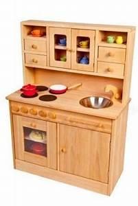 Küche Für Kinder : massive kinder spielzeug k che holz spielzeug peitz ~ A.2002-acura-tl-radio.info Haus und Dekorationen